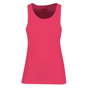 Dames Tanktop bodyfit 100 active dry polyester  sports collection digitransfer.be
